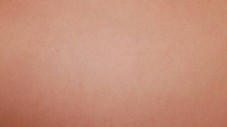 Photo pour Pattern of baby skin flat surface close up view - image libre de droit
