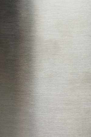 Photo pour Surface of grey brushed metal background macro close up view - image libre de droit