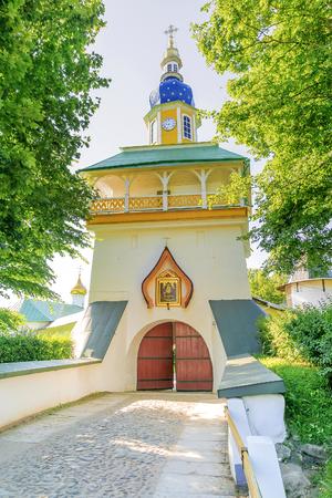 The Holy Dormition Pskovo-Pechersky Monastery