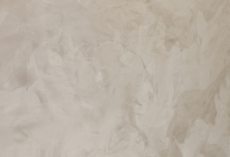Venetian stucco wall with bright color