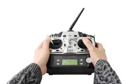 Hand hold remote controle system