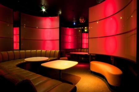 Picture of nightclub interior