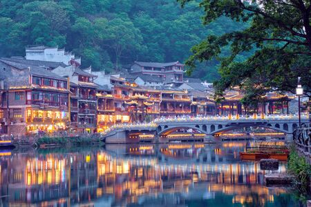 Photo for Feng Huang Ancient Town Phoenix Ancient Town , China - Royalty Free Image