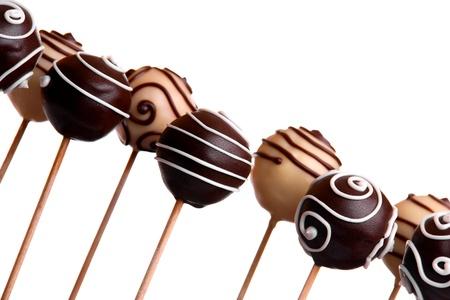 Photo pour Cake Pops - image libre de droit