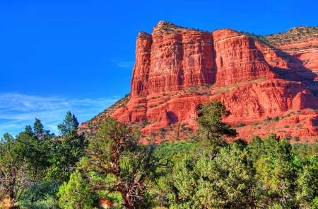 Sedona Arizona red rock coun