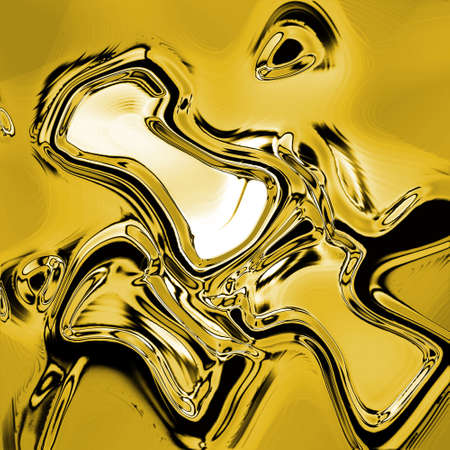 abstract liquid gold texture background