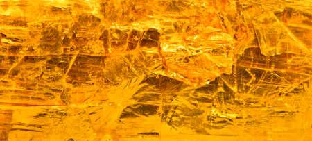 amber, closeup