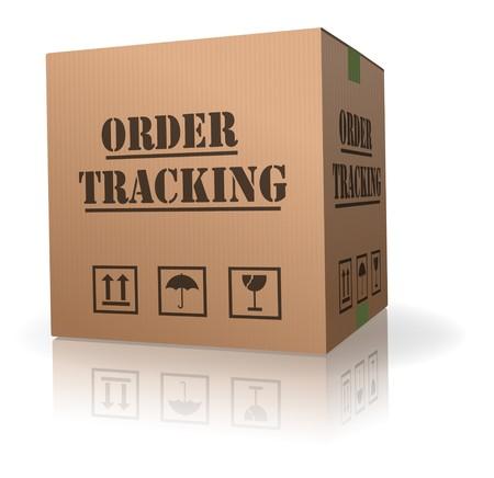 order tracking online shipment evaluation