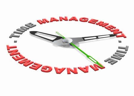 time management project planning with a daily scedule to increase efficience and productivity. Organize your tasks set goals and don't waiste time.