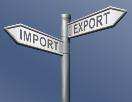 import and export freight transportation in international trade global economy and worldwide business