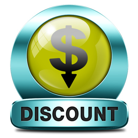 discount lowest price special offer bargain and sales discount icon label or sign