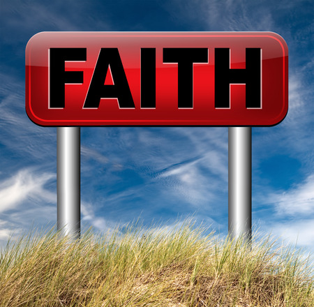 pray for jesus and believe in god and the holy bible have trust and faith