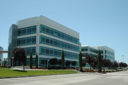 former silicon valley headquarters building redwood city