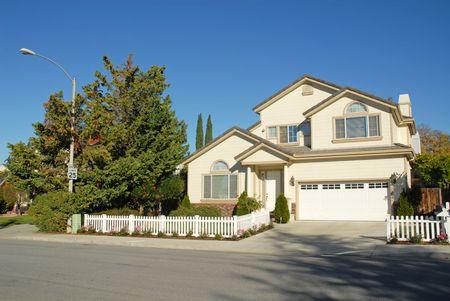 Silicon Valley home, Sunnyvale, California