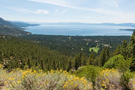 Crystal Bay, Lake Tahoe, Incline Village, Nevada