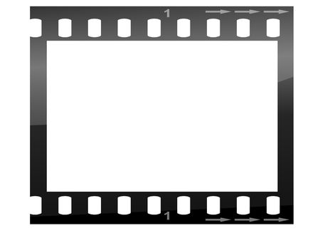 Image of a camera/video film strip