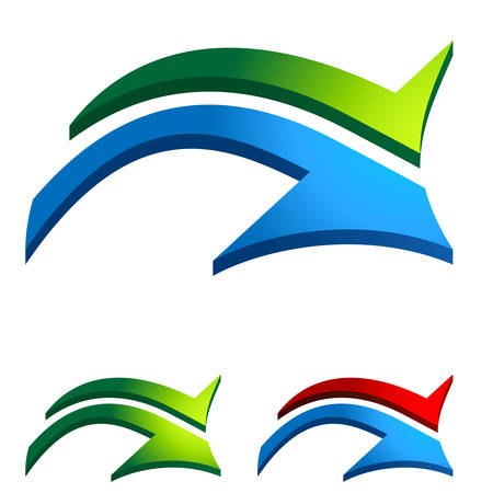arrow - abstract symbol