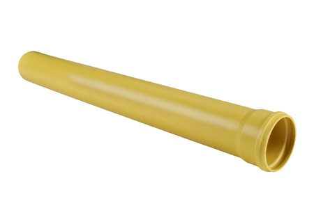 PVC plastic pipe for sewers