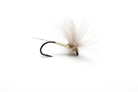 Photo pour fly fishinig, fly tying hooks close up - image libre de droit