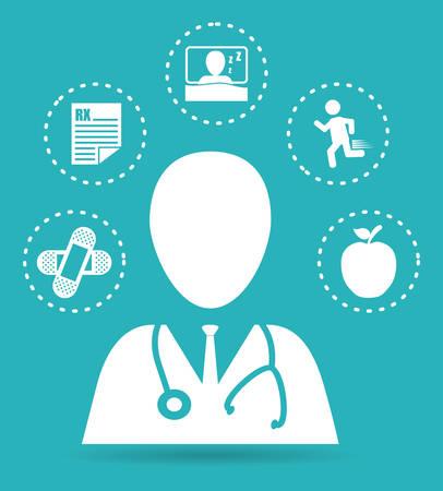 health care design, vector illustration  graphic