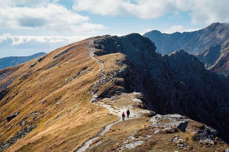Foto de Placlive peak at Tatra mountains - Imagen libre de derechos