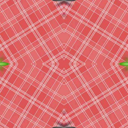 Plaid Cross