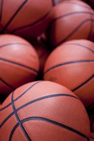Set Of 5 Basketballs