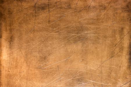 Photo pour Bronze texture, metal plate as background or element for design - image libre de droit
