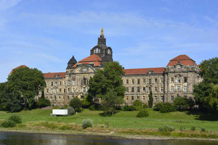State Chancellery of Saxony