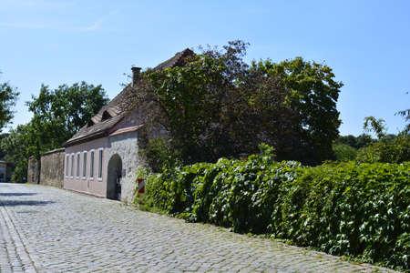 Street of Pillnitz