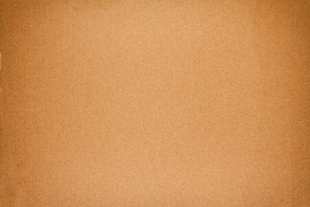 Photo for Old brown cardboard texture or background - Royalty Free Image