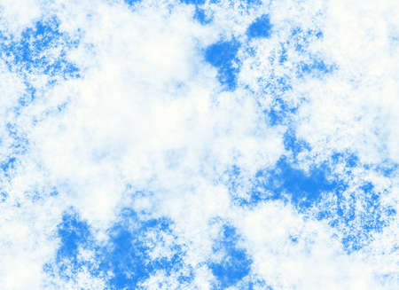 high resolution clouds on blue sky