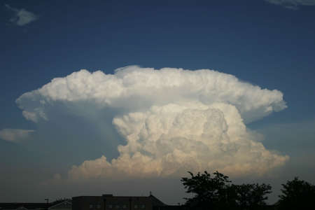 cumulonimbus over Colorado