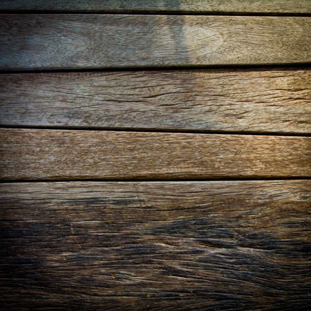 Aged wood background, Thai house