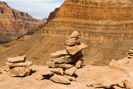 rocks in grand canyon