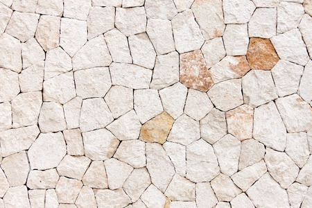 background, design and texture concept - stone decorative tile texture
