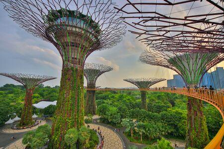 Photo pour Singapore and Malaysia - image libre de droit