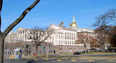 New Jersey Capitol in Trenton