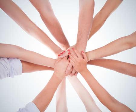 hands ring teamwork