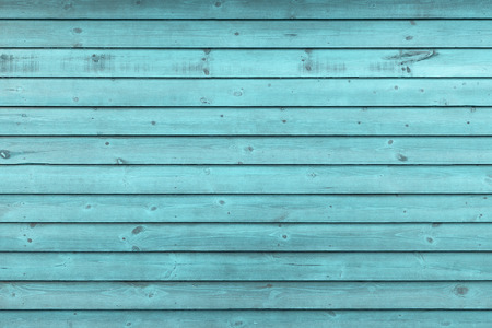 Rustic Old Weathered Blue Wood Plank Background extreme closeup