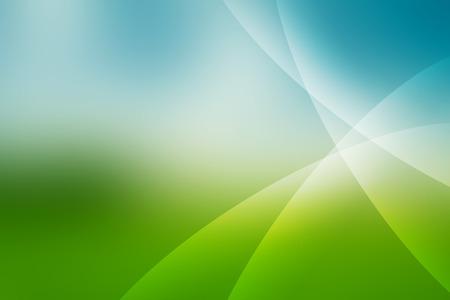 Foto de Abstract blue and green background - Imagen libre de derechos