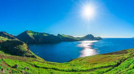 Photo pour Ponta de Sao Lourenco, Madeira islands, Portugal - image libre de droit