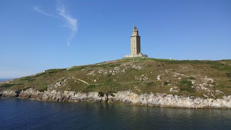 La Coruna is a city in Galicia, it has very unusual architecture. Beautiful coast, amazing promenade and very good place for historical tourism