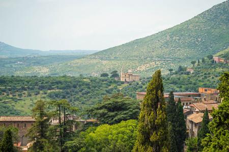 Villa d'Este in Tivoli, Italy, Europe for your design