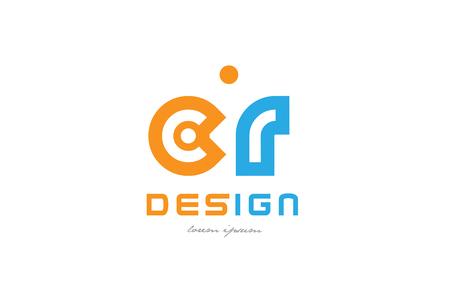 Alphabet letter symbol design