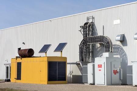Industrial Standby Generator