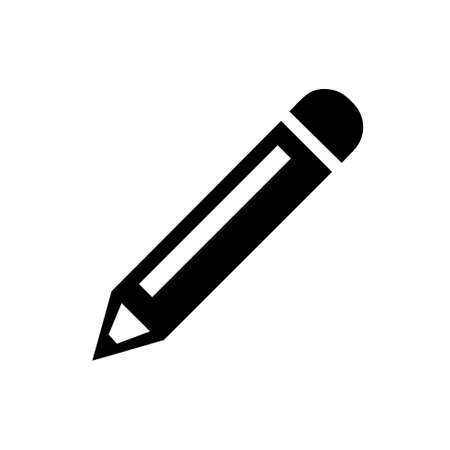 Illustration pour pencil icon - image libre de droit