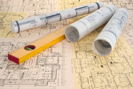 level and project drawings