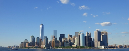 New York City And Manhattan