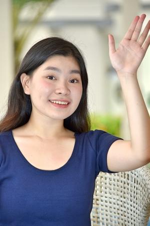 Friendly Asian Female